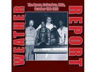 WEATHER REPORT - AGORA COLUMBUS - 1972