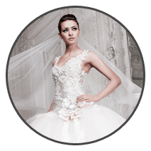 exquisite wedding dress craftsmen