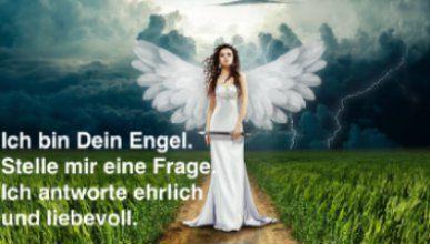 Engelkarten ziehen