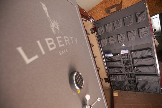Sporting Arms - Winterville, GA - Liberty Safe