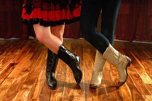 Country dance presso la scuola di danza Olympia di Verona
