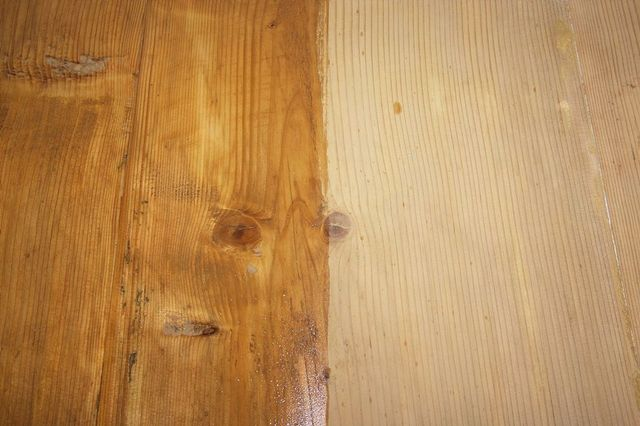 Can You Paint Over Stained Wood