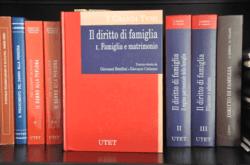 libri di diritto di famiglia