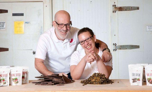 About Little Bird Kitchen Corey and Sara Meyer