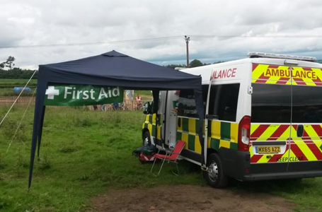 Event medical cover | North West Private Ambulance Liaison