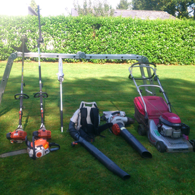 High Quality Gardening Equipment For Professional Gardening In Plymouth