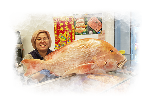 Fresh Seafood Suppliers | Fairfield Forum Fish Market