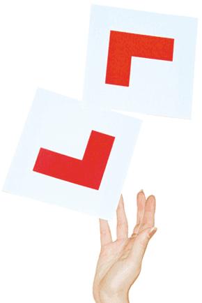 driving symbol