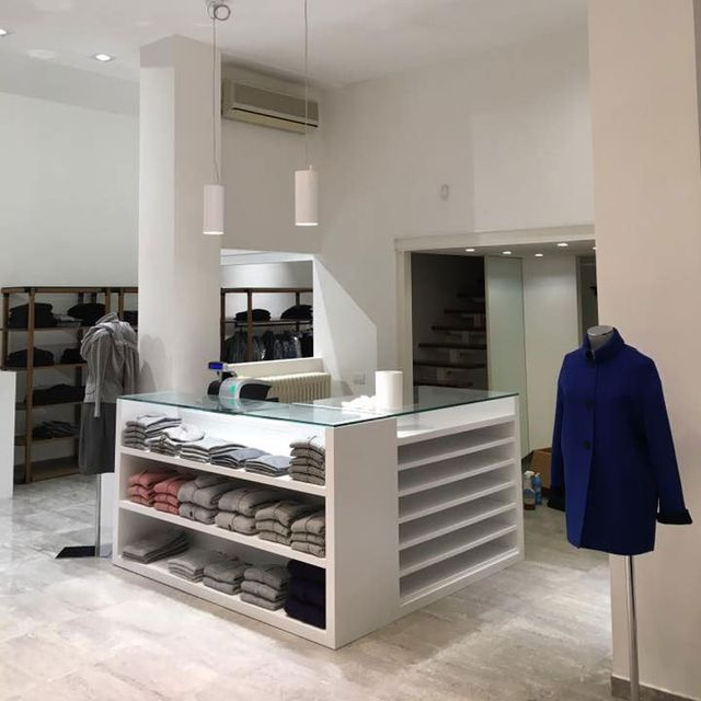 Interno negozio Graziella B
