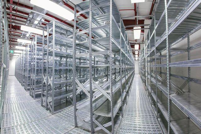 Costo Scaffalature Industriali.Produzione Scaffalature Metalliche Verona Vierre System