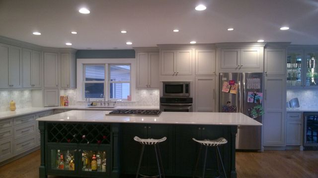 Kitchen Remodel Hackett Home Remodeling West St Louis