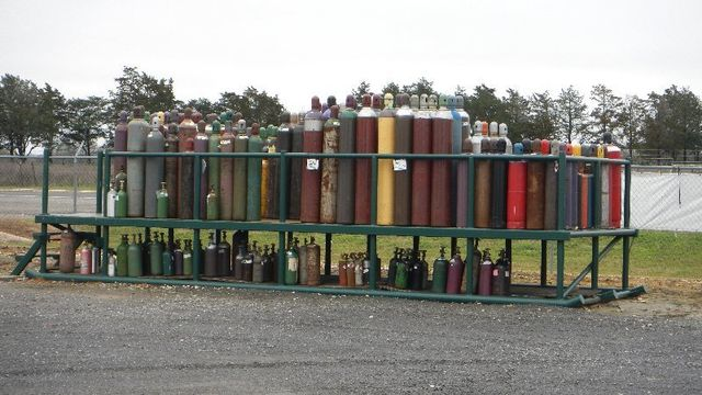 Welding Gases in Madisonville TX - J & B Propane
