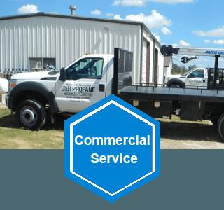 Commercial Propane Tank Installation Madisonville, TX