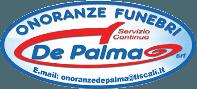 ONORANZE FUNEBRI DE PALMA - LOGO