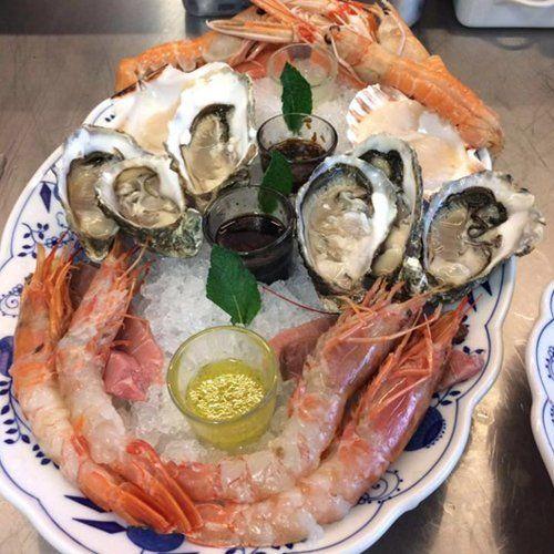 Il Ristorante Caciucco è una vera e propria garanzia per pesce fresco.