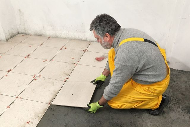 Ceramic Tile Repairs & Installation Boston, MA   UnitedRER Corp