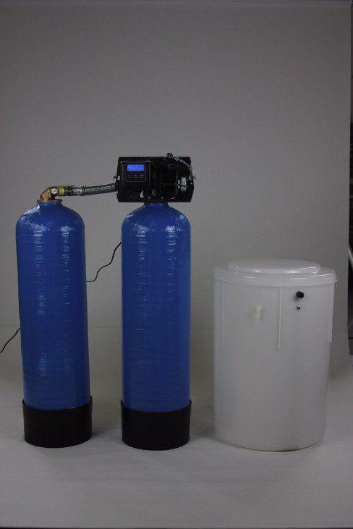 addolcitore d'acqua domestico chimico