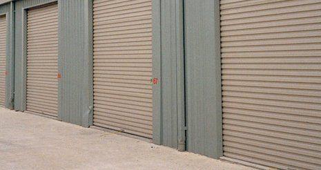 custom industrial door installation