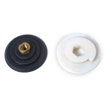 Rubber Backer Pads/Snail Lock