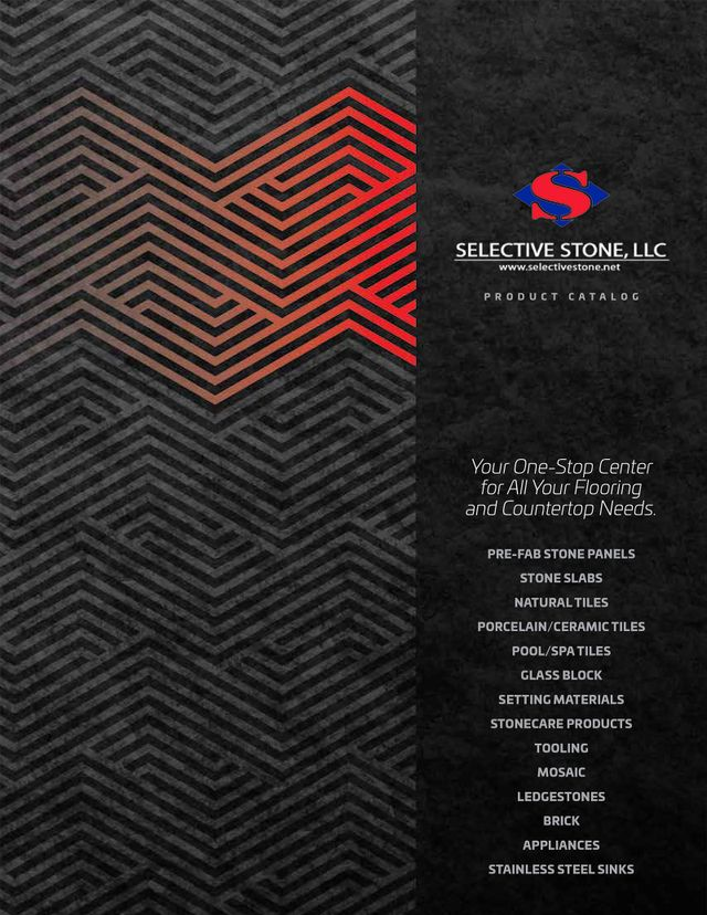 Take A Look Below To See The Quality Products Selective Stone Llc Has Offer You