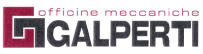 OFFICINE MECCANICHE GALPERTI - LAVORAZIONI CNC - LOGO