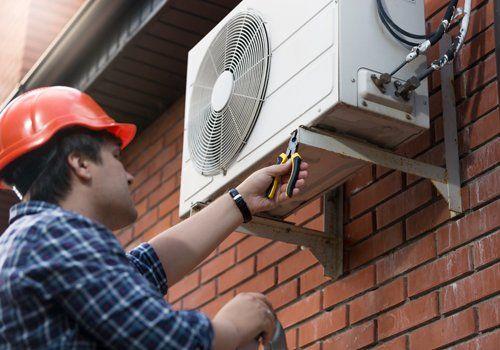 sistemazione climatizzatore