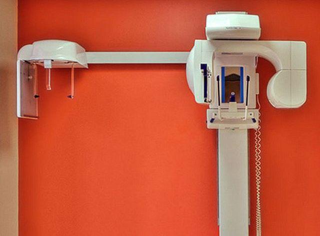 Photo Of Panoramic X-Ray Machine