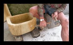 Balbimarmi è in grado di effettuare lavorazioni in marmo di grande pregio.