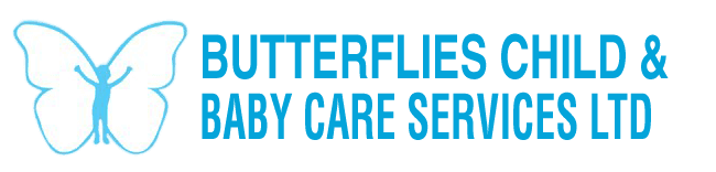 BUTTERFLIES CHILD & BABY CARE SERVICES LTD logo