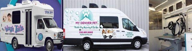 Mobile Dog Groomers — Denver, Colorado — My Denver Pet LLC