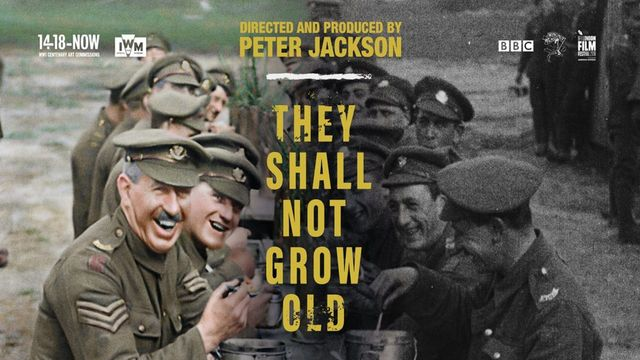 THEY SHALL NOT GROW OLD (2018) Video Reviews & Interviews