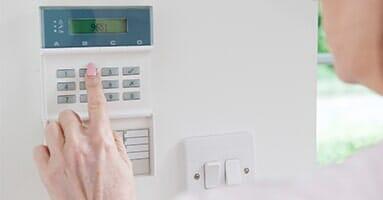 Cameras Security Fire Alarms