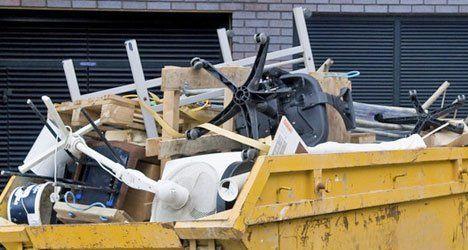 confidential waste disposal
