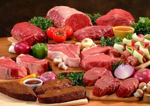 assortimento carni