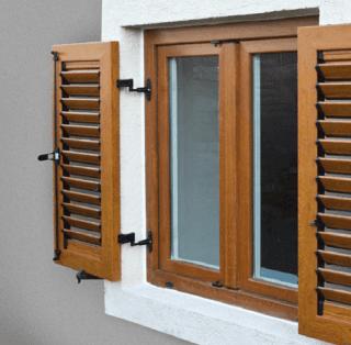 Persiane in alluminio udine aikon - Imbotti in alluminio per finestre ...
