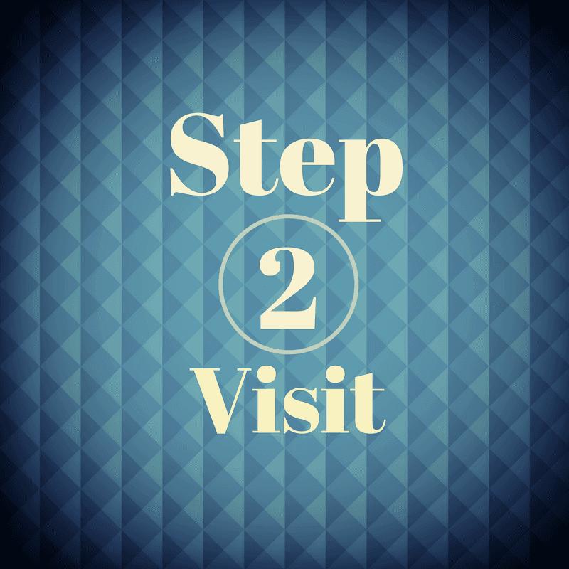 Step 2: Visit