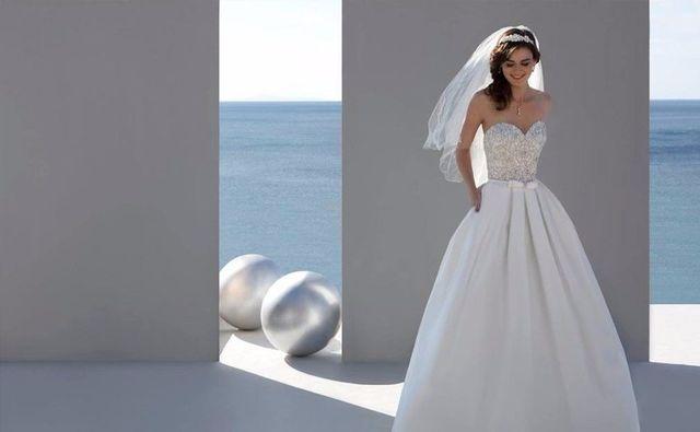 Bespoke wedding dresses by Finery Bridal