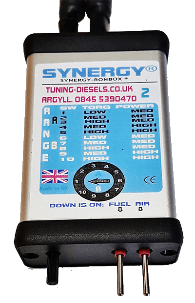 synergy tuning device