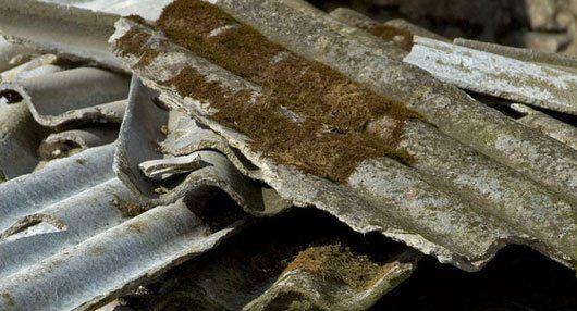 asbestos for repair
