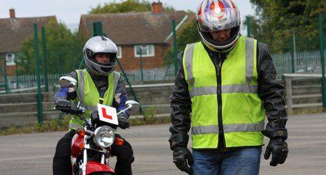 Motorbike module 1 test