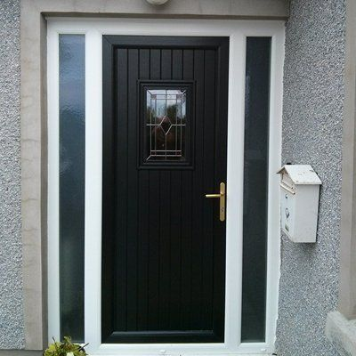 Traditional door design