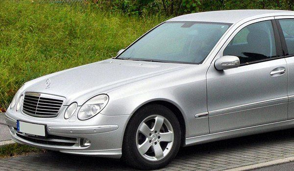 Noleggio automobili Mercedes a Cava De'Tirreni