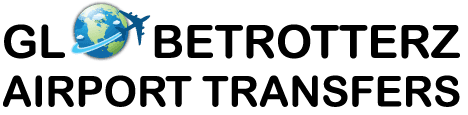 GLOBETROTTERZ AIRPORT TRANSFERS logo