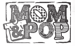 MOM & POP - LOGO