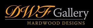DWF Gallery Hardwood Designs logo