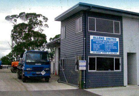 Allens United (Waikato) 1986 Ltd