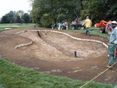 bunker repair