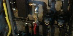 riscaldamento, termosifoni, idraulico