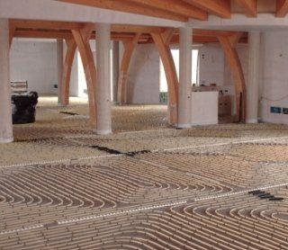 impianti a pavimento, manutenzione dei propri impianti, progettazione studio tecnico esterno