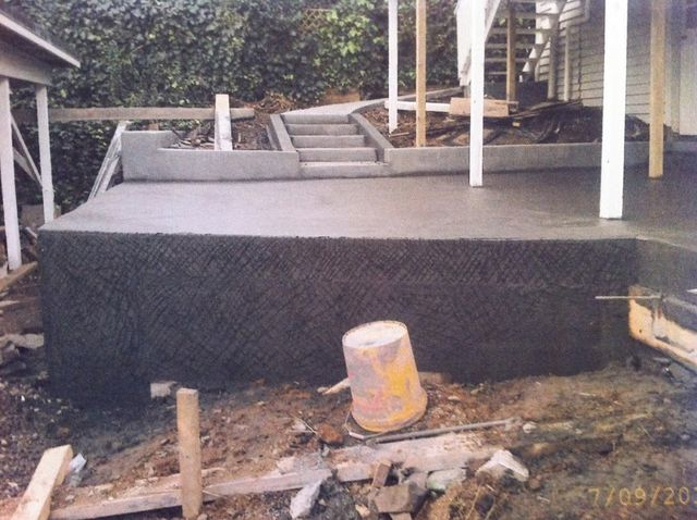 Concrete contracting in Auckland
